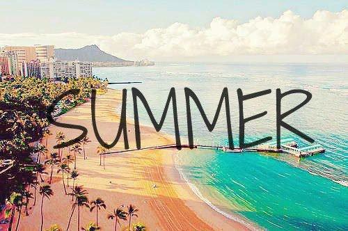 Summer. Summertime. Summerlove.