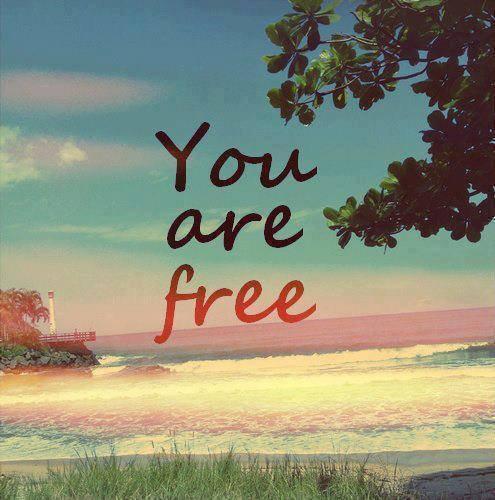 I wanna be free ♪