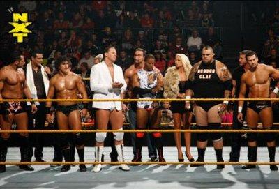 Résultats WWE NXT 07/12/10