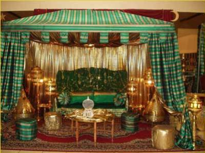 trne - Trone Mariage Oriental