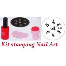 Outils pour Nail Art.