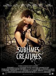 Sublimes Créatures (16 Lunes )