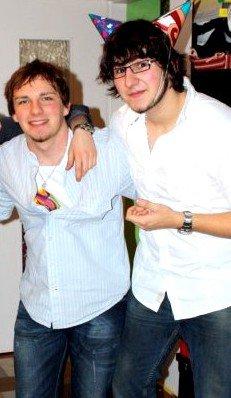Nate & Paulo.