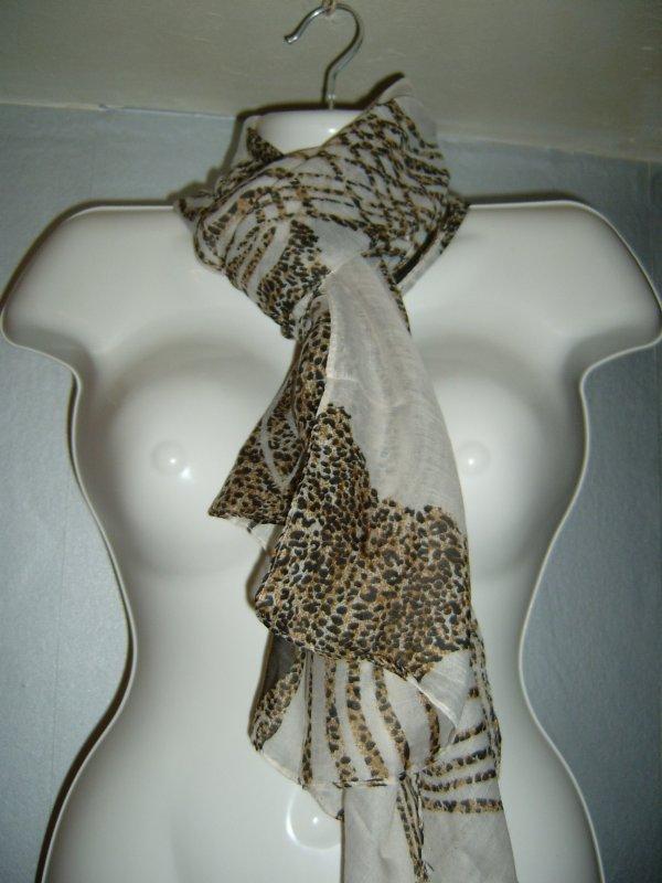 foulard 4 euros