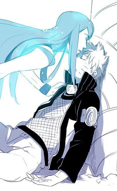 minato & kushina et je pense qu'il a aussi naruto