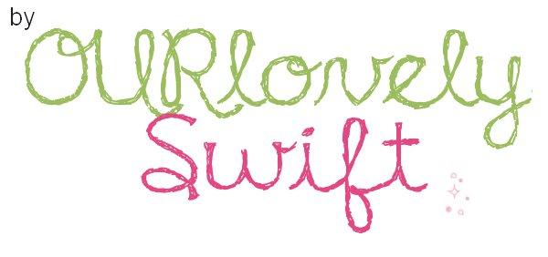 OURlovelySwift M A K E  U P . Ton avis?