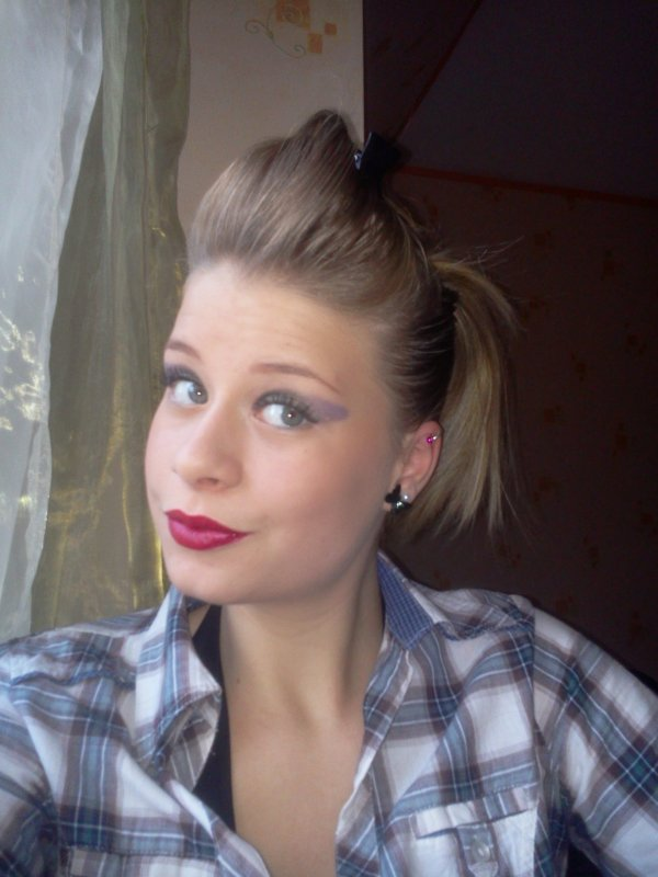 J'aime vivre et sourir :)