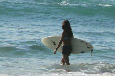 O   surfe não é apenas um esporte..É uma arte, uma paixao q tenho em mim...