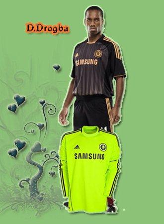 ...... ۩  Les Numéros Des joueurs De Chelsea FC ۩ ......