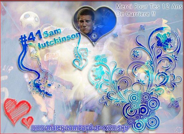 ♥Sam Hutchinson Met FIN a Sa Carrière ♥