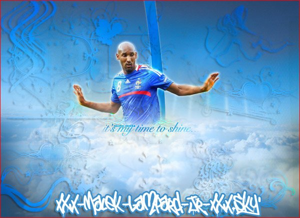 "♥ Anelka   "" On Peut Gagner Tout Les Matchs  "" ♥"