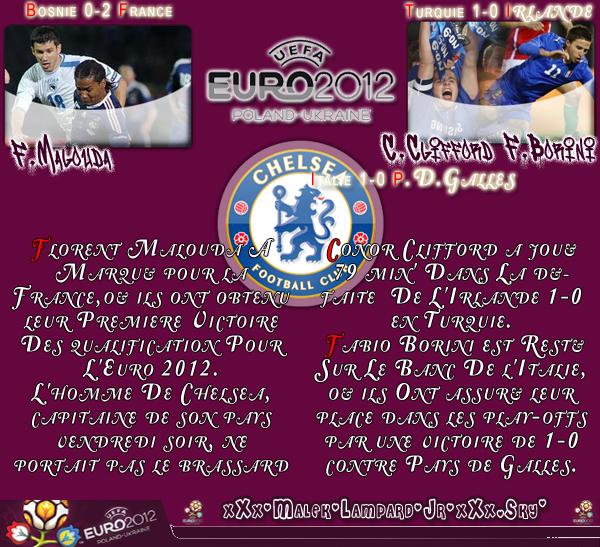 ♥  Matchs Internationaux De Nos Blues 07/09/2010!  ♥