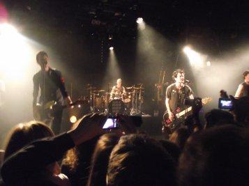 Concert Sum 41 - 13 Juillet  2011