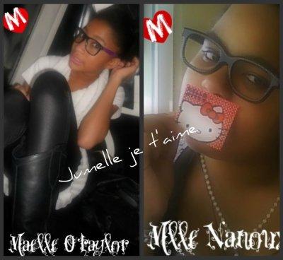 Jumelle && Moii ♥