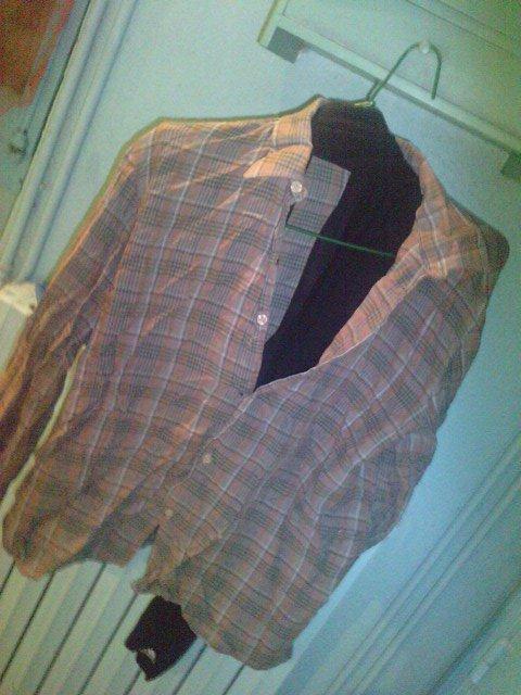 chemise large taille unique !