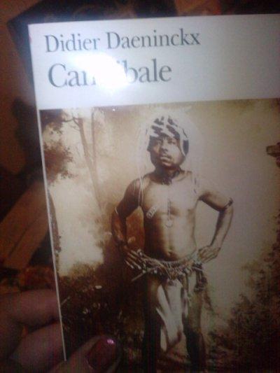 livre cannibal de david daeninckx__ acheté à la librairie cet aprem, à 4euros. NEUF =)