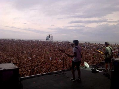 Bruno in the South of America