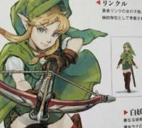 Un jeux où Link serai une fille ?