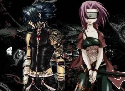 Fiction de Naruto