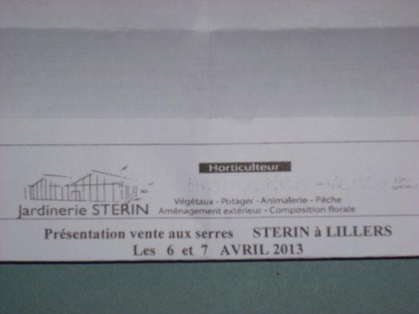 expo vente organisée par l'association avicole audomaroise ce week end aux établissements STERIN à LILLERS