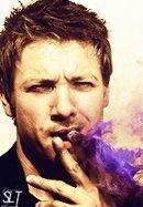 """""""Tu veux rester en vie ? C'est aussi ce que je veux"""" Jason Bourne alias Jeremy Renner ♥"""