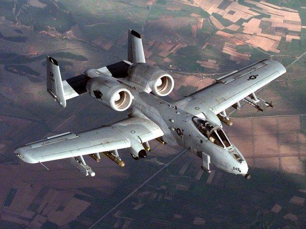 Fairchild A-10 Thunderbolt II : Attaque Air-Sol