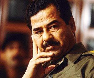 le chef des Arabes