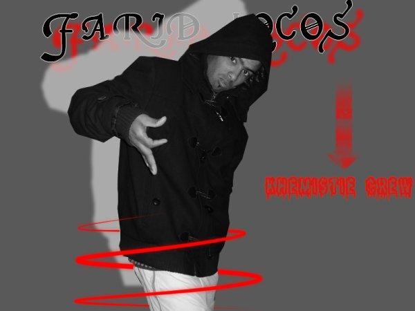 """Pub """"Farid Locos"""" Rappeur Algerien Soyez Nombreux Les amiiiiiis"""