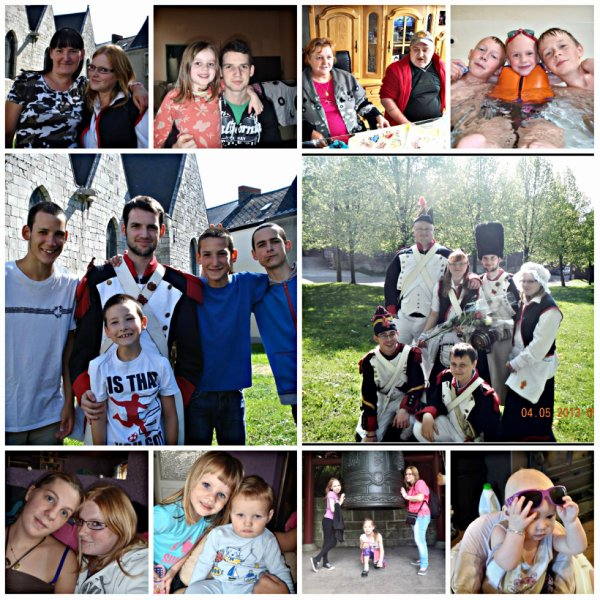 (( ♥ #  la belle famille et ma famille .. ܤ  ♥  ))