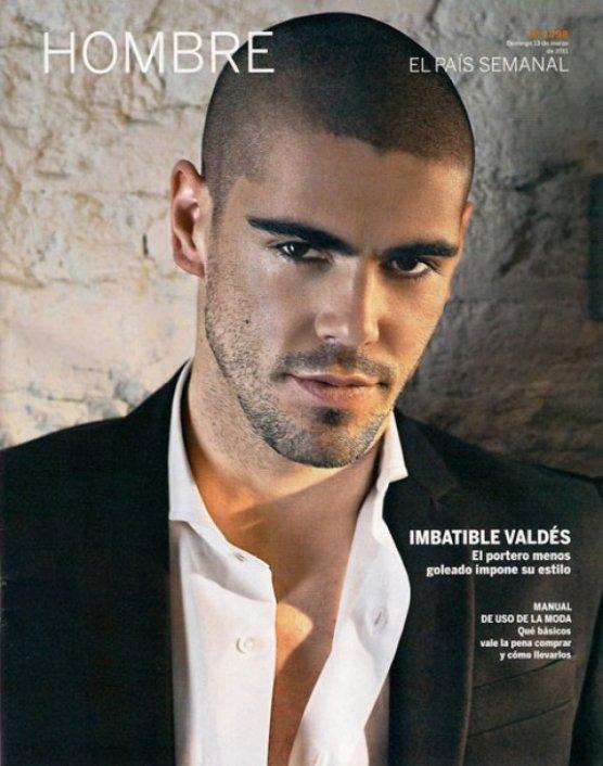 Valdés : « Mon caractère a été forgé à La Masia »