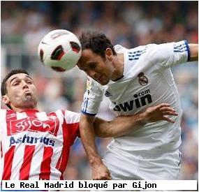 La Liga s'éloigne un peu plus des Madrilènes...