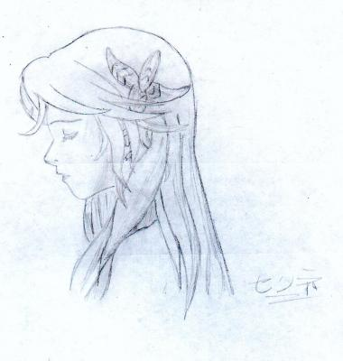 Femme elfe mes dessins - Dessiner un elfe ...
