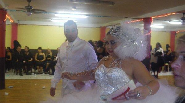 le mariage de tate