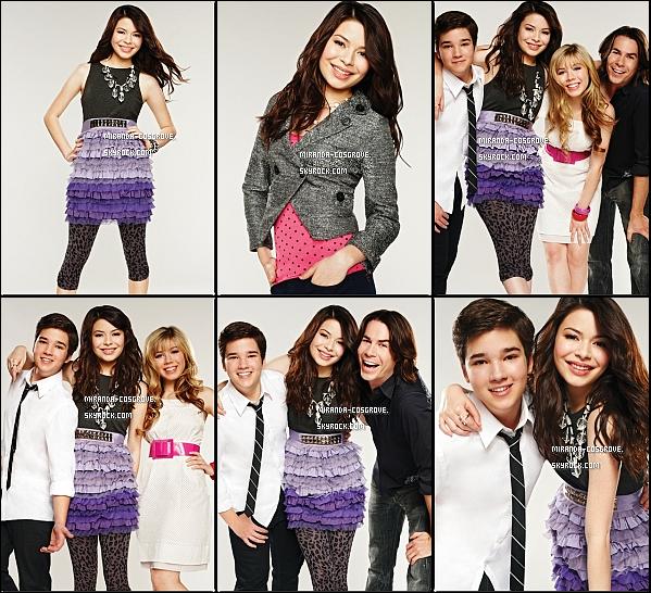 . Découvrer quelque photot de l'épisode iLove d'iCarly.  Découvrer des photoshoot exclusive pour la serie iCarly .