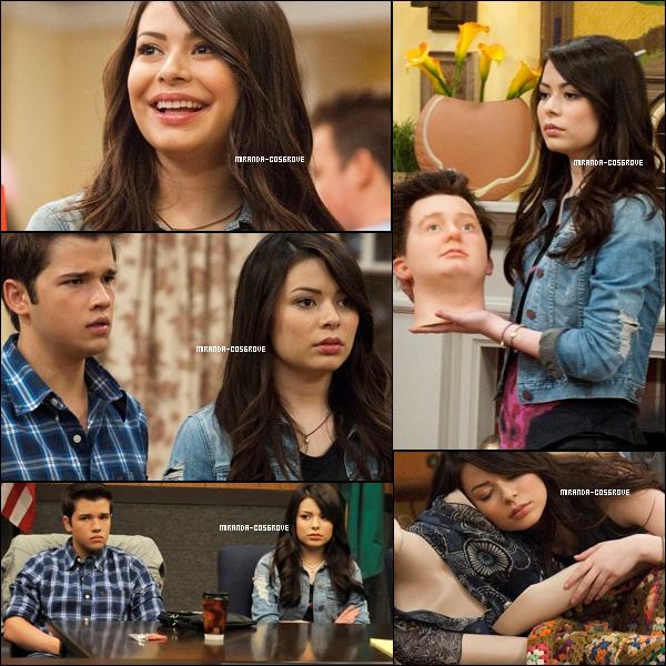 Captures de l'episode iStill (dans Icarly)