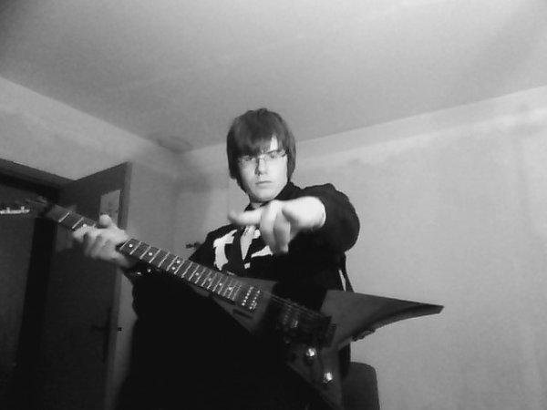 la guitare plus qu'une passion