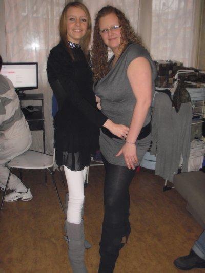 ma soeur nath et moi