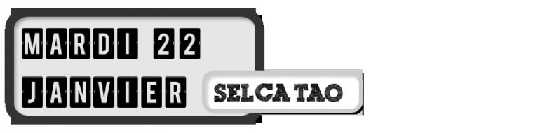 22/01/13 - Selca Tao !