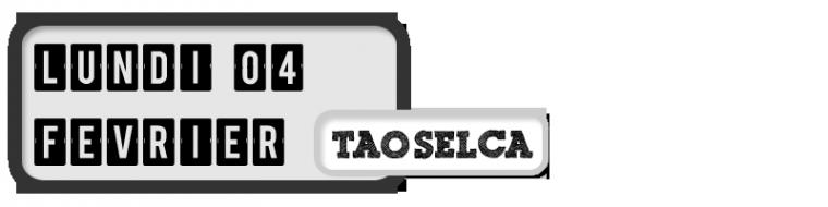 04/02/13 - Tao Selca