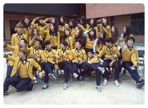 14/02/13 - Cérémonie de remise des diplômes / Sehun