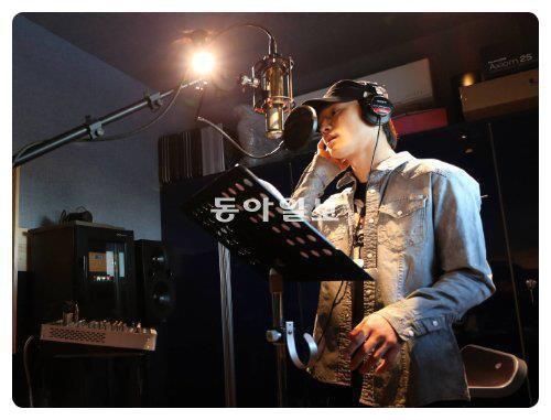 16/02/13 - Chen en enregistrement