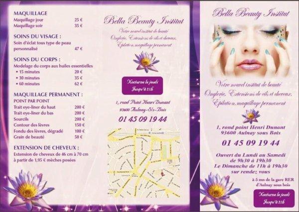 Blog de Bellabeautyinstitut - Bella Beauty Institut Aulnay sous Bois ...