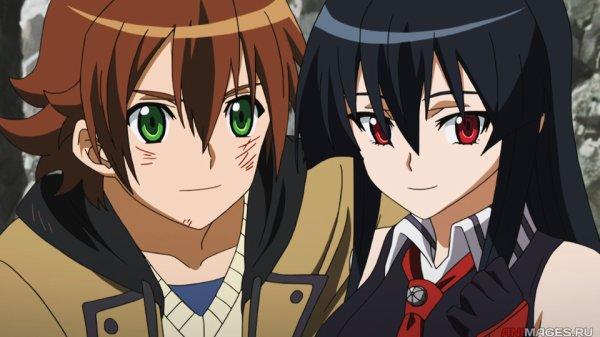 mon top anime couple part 2