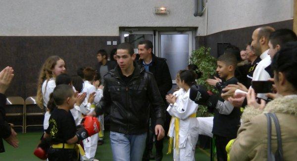 Eddy Naït-Slimani : La marque des grands champions