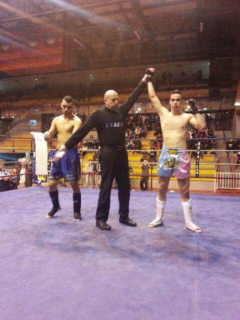 Championnat PACA 2013 Kick Boxing
