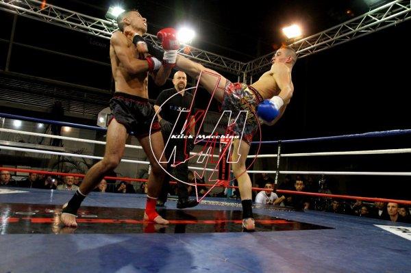 Eddy NAIT SLIMANI VS Hamza ESSALIH