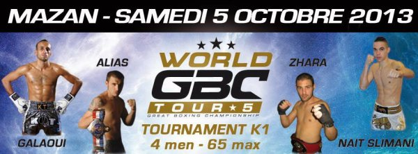 WORLD GBC TOUR 2013 Mazan