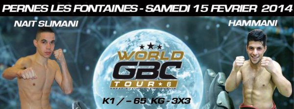 WORLD GBC TOUR 2014 Pernes les Fontaines