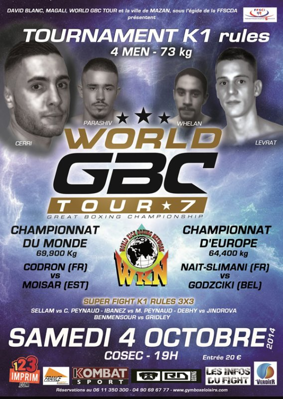 World GBC Tour 7