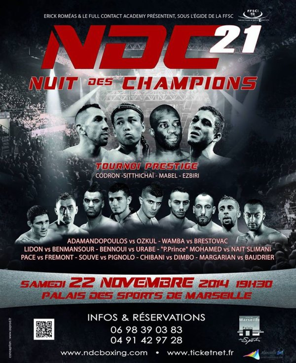 Next fight